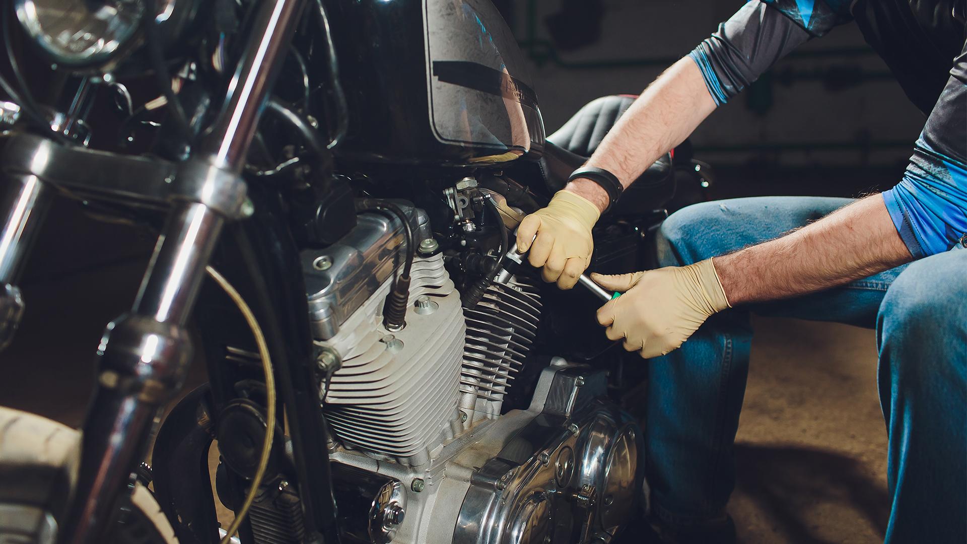 7 dicas de como manter sua oficina de motos bem organizada